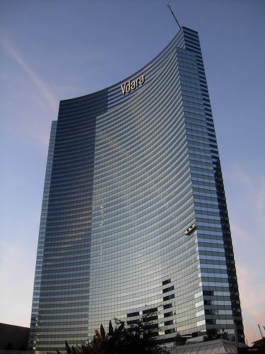 Vdara Hotel / Rafael Viñoly Architects'. Image