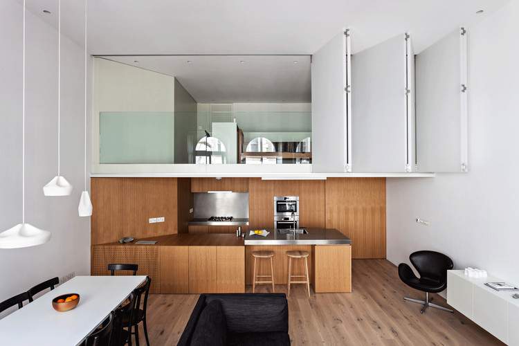 Central London Flat / VW+BS, © Michael Franke