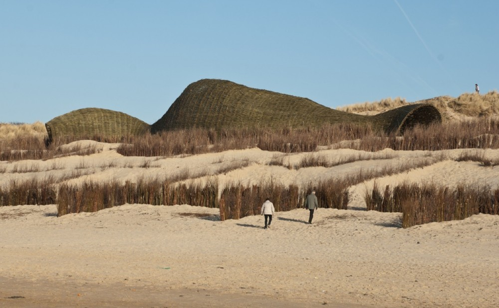 Marco Casagrande Wins European Prize for Architecture, SANDWORM / Marco Casagrande. Image © Nikita Wu