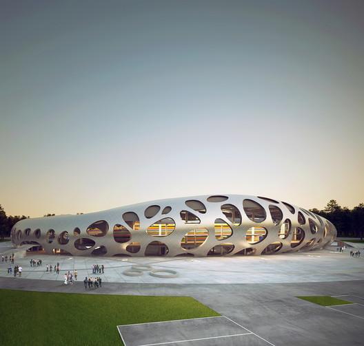 Courtesy of OFIS Architects
