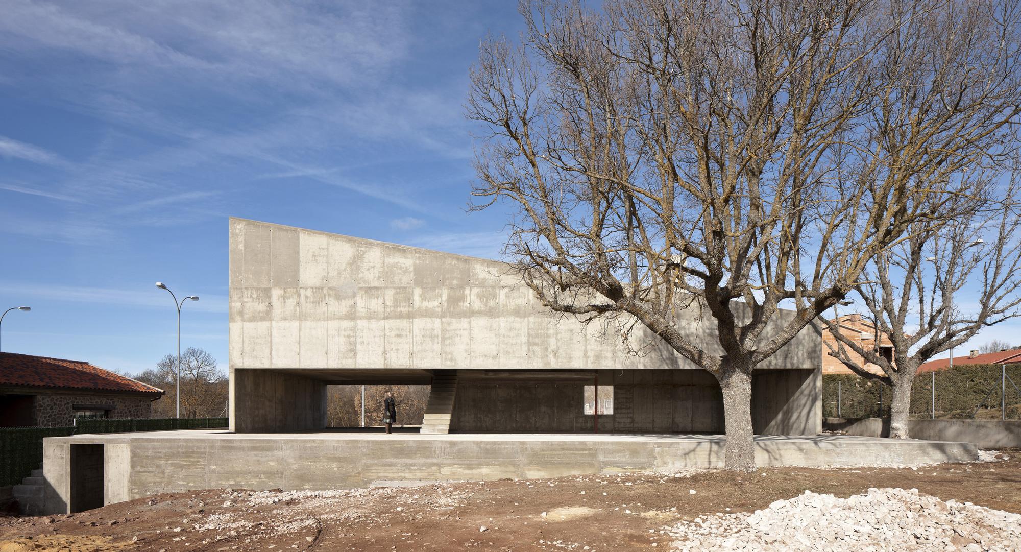 enTera House / Elisa Valero Arquitectura, © Fernando Alda