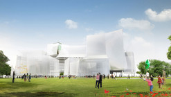 SANAA's 'Cloud Boxes' Wins First Prize in Taichung City Competition