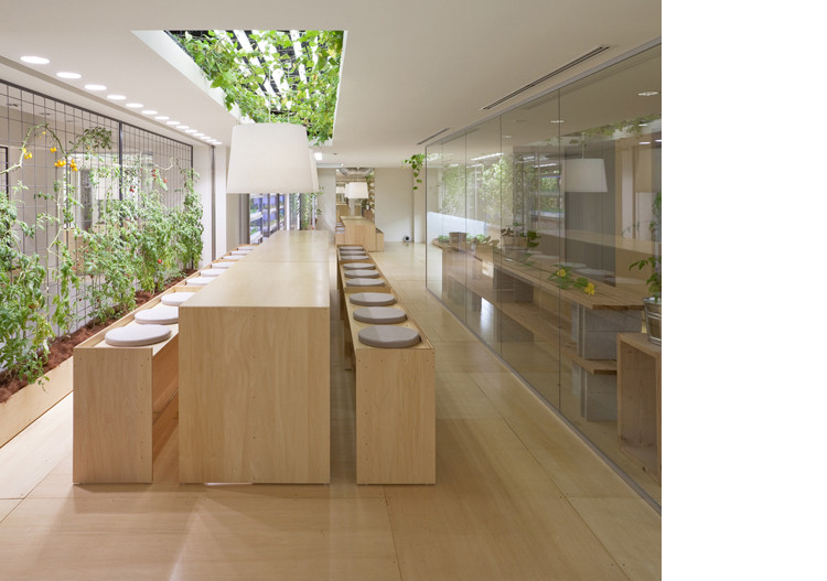 Gallery of In Tokyo, A Vertical Farm Inside and Out