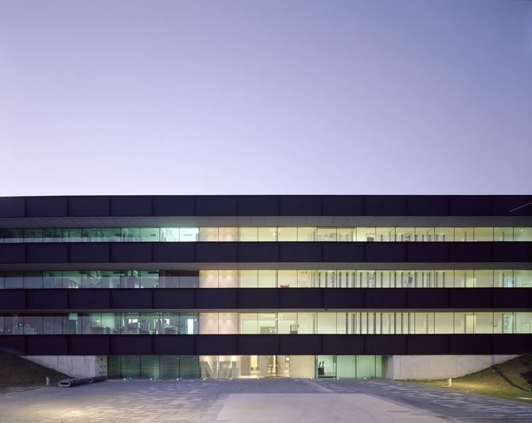 Netherlands Forensic Institute / KAAN Architecten, © Christian Richters