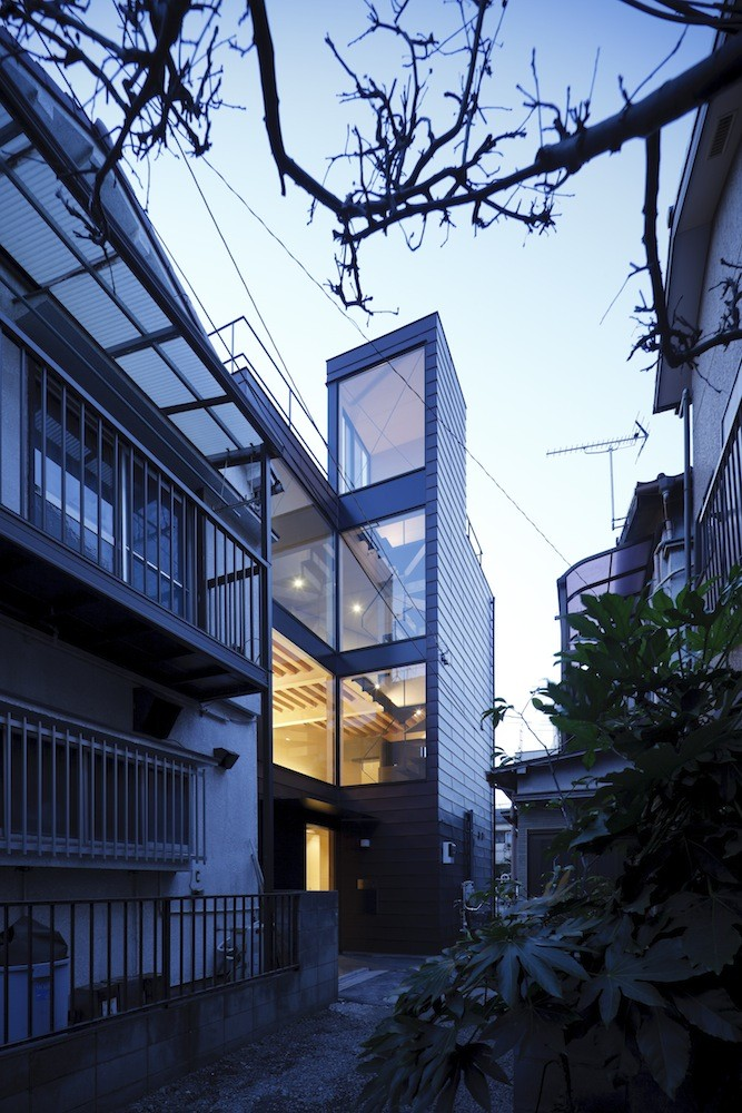 Gallery of alley apollo architects associates 2 for Architect associates