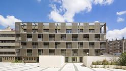 Square Vitruve / Atelier du Pont