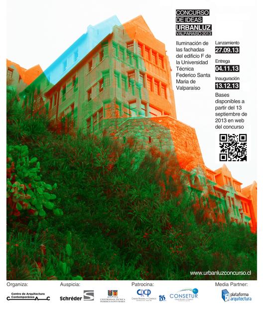 Concurso De Ideas Urbanluz Valparaiso