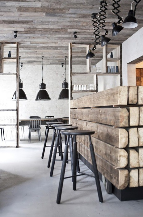 Best Restaurant: Höst (Denmark) / Norm Architects. Image