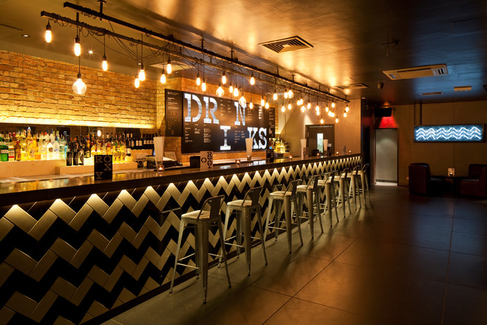 2013 restaurant bar design award winners archdaily for Photo de bar restaurant