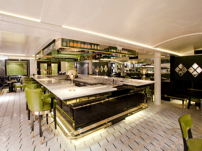 Restaurant múltiple: Piccolino Cicchetti / Robert Angell Design Studio. Imagen