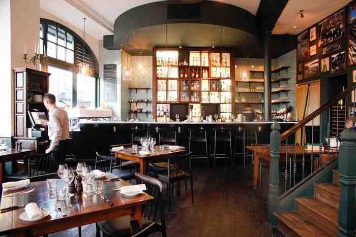 Pub: Newman Street Tavern / Concorde BGW. Image