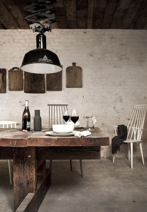 Europa (Restaurant): Höst (Dinamarca) / Norm Architects. Imagen