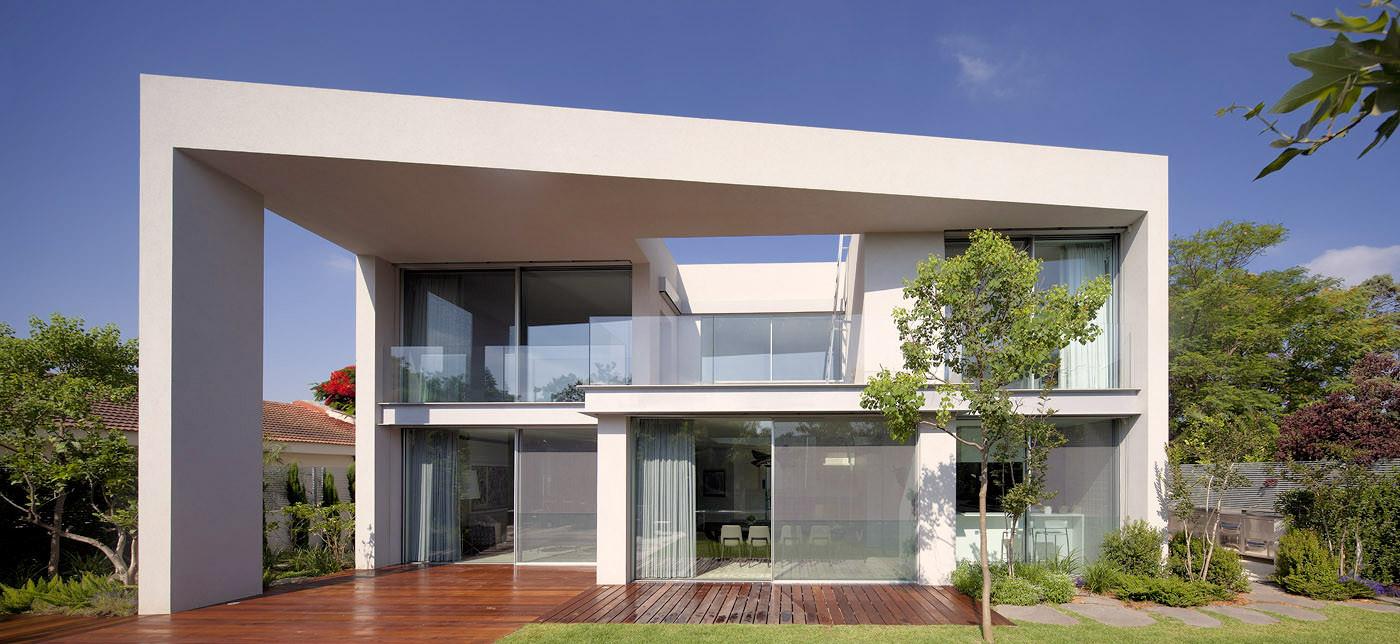 Ch House / Domb Architecture, © Amit Geron