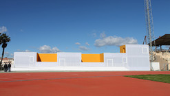 Multifunctional Building and Sports Facility / GANA Arquitectura