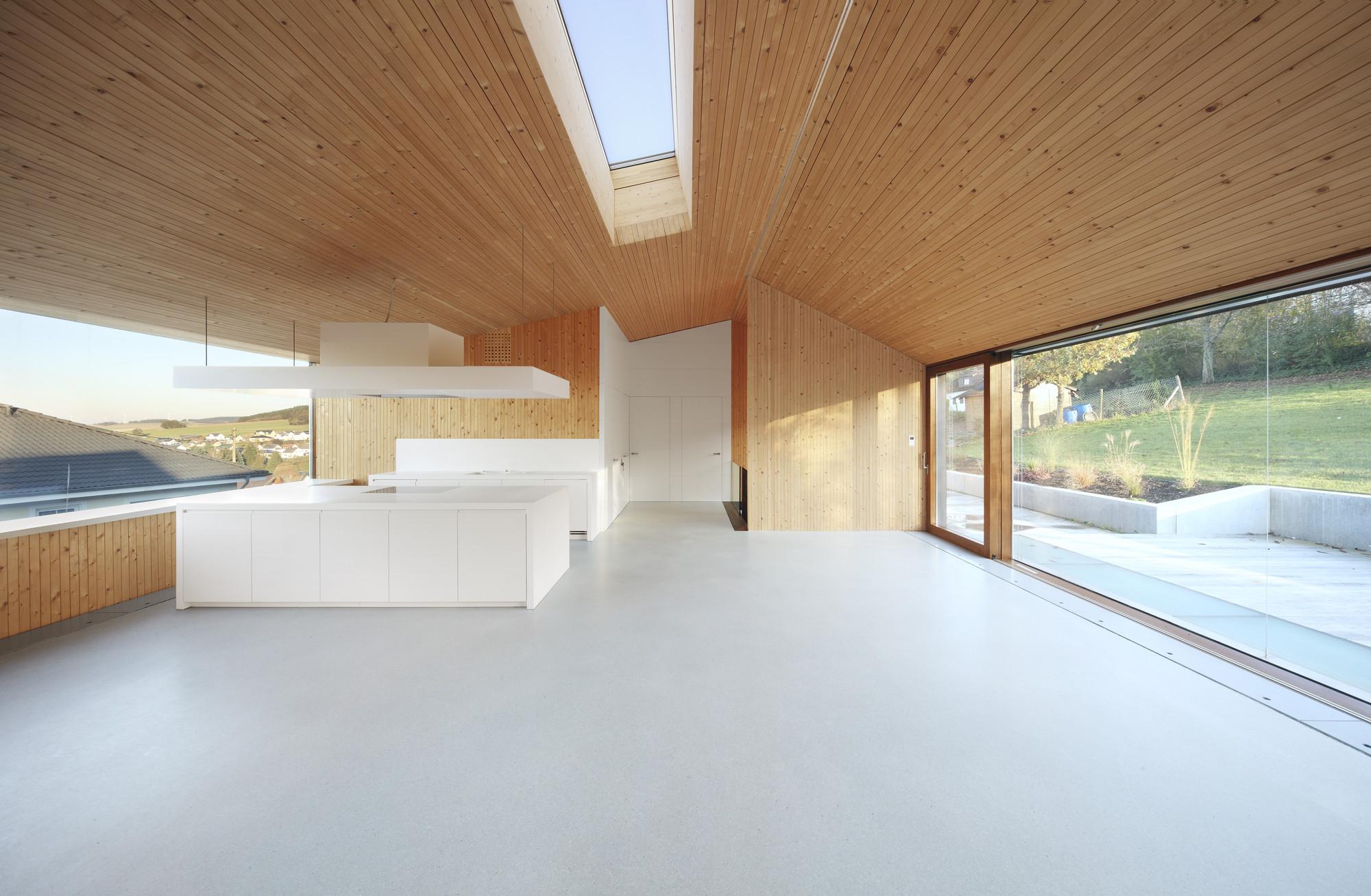 Energiehaus Farschweiler / Architekten Stein Hemmes Wirtz
