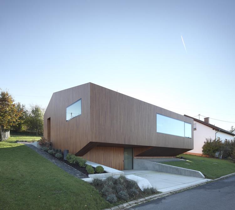 Vivienda Energética en Farschweiler / Architekten Stein Hemmes Wirtz, © Eibe Sönnecken