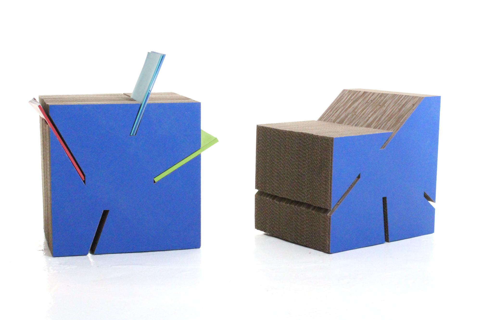 ECO Furniture / Svetlana Kozhenova , Courtesy of Svetlana Kozhenova