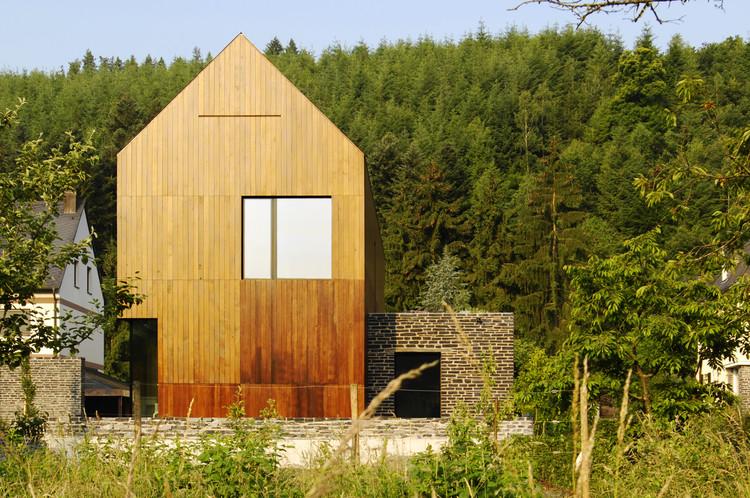 Kasel / Architekten Stein Hemmes Wirtz, © Linda Blatzek