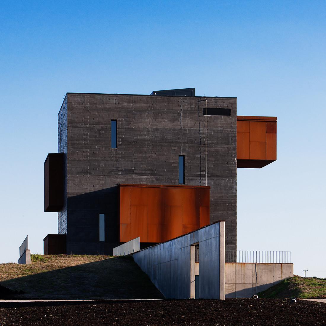 Kemenes Volcanopark Visitor Center / Foldes Architects