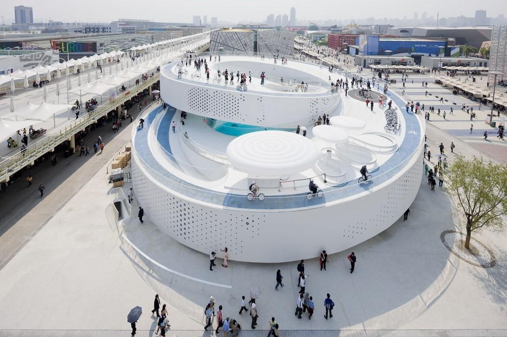 Danish Pavilion, Shanghai Expo 2010 / BIG. Image © Iwan Baan