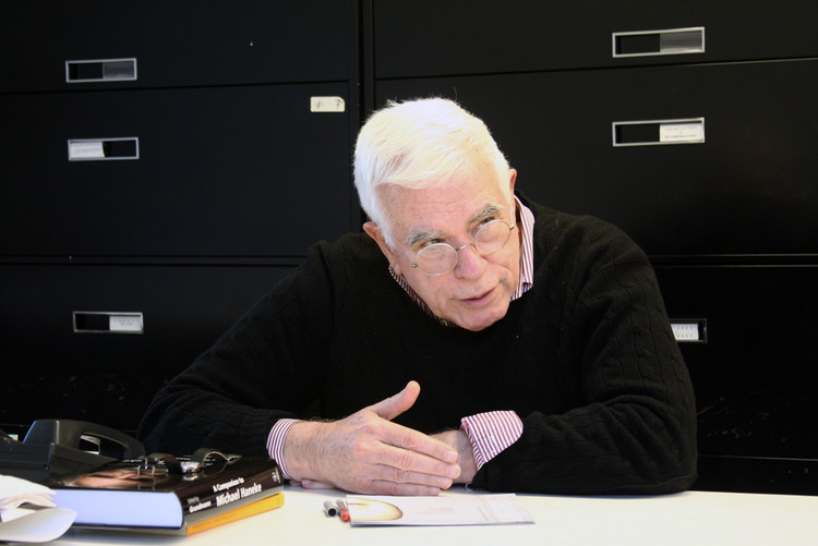 Eisenman's Evolution: Architecture, Syntax, and New Subjectivity, Peter Eisenman. Image Courtesy of an-onymous.com