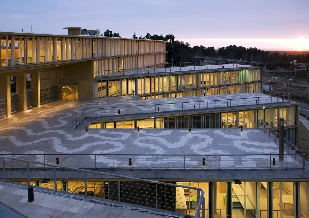 arquitectura chilena edificios p blicos plataforma