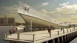 BIG Designs Pier 6 Viewing Platform for Brooklyn's Waterfront
