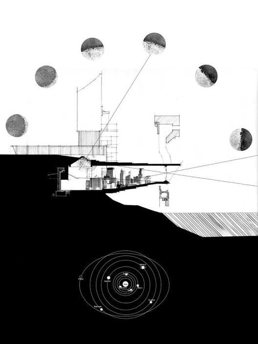 By Second place Thesis Award Winner 2013, Jacob Walker. Image Courtesy of University of Wisconsin-Milwaukee School of Architecture & Urban Planning Facebook Page