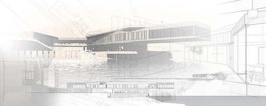By Second Place Elective Studio 615/815 Winer, Joel Koeppen. Image Courtesy of University of Wisconsin-Milwaukee School of Architecture & Urban Planning Facebook Page