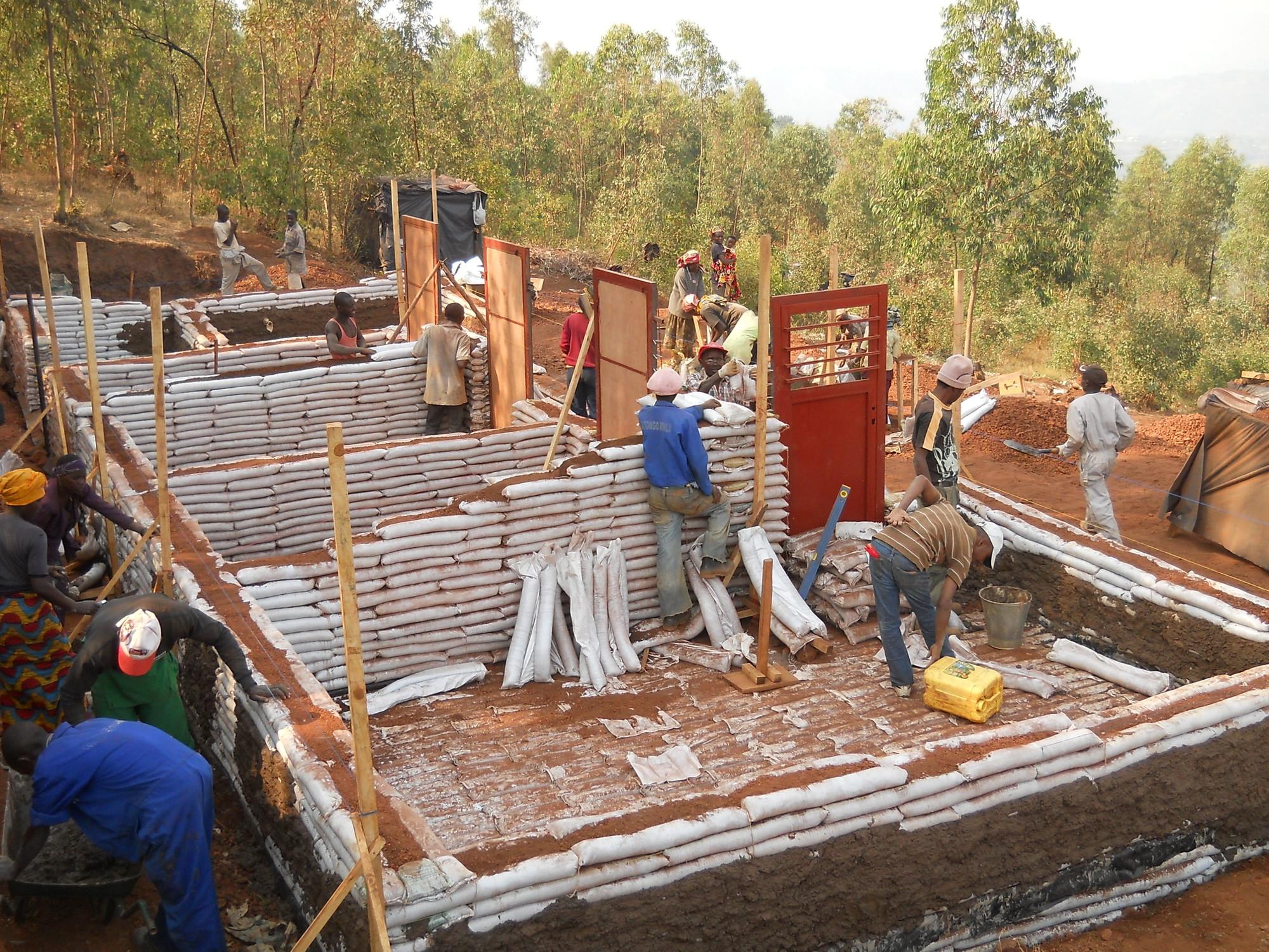 masoro village project / ga collaborative | archdaily
