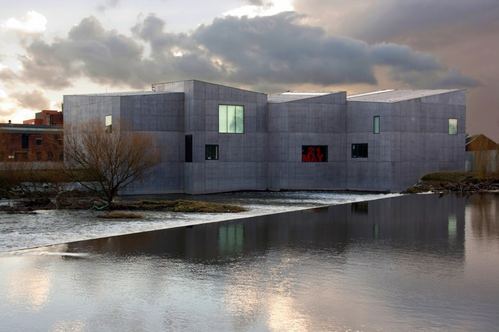 The Hepworth Wakefield Gallery / David Chipperfield. Image © Wojtek Gurak