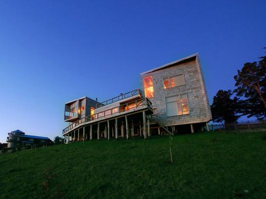 Arquitectura Chilena: Viviendas Unifamiliares, © Stefan Bartulin Cortese