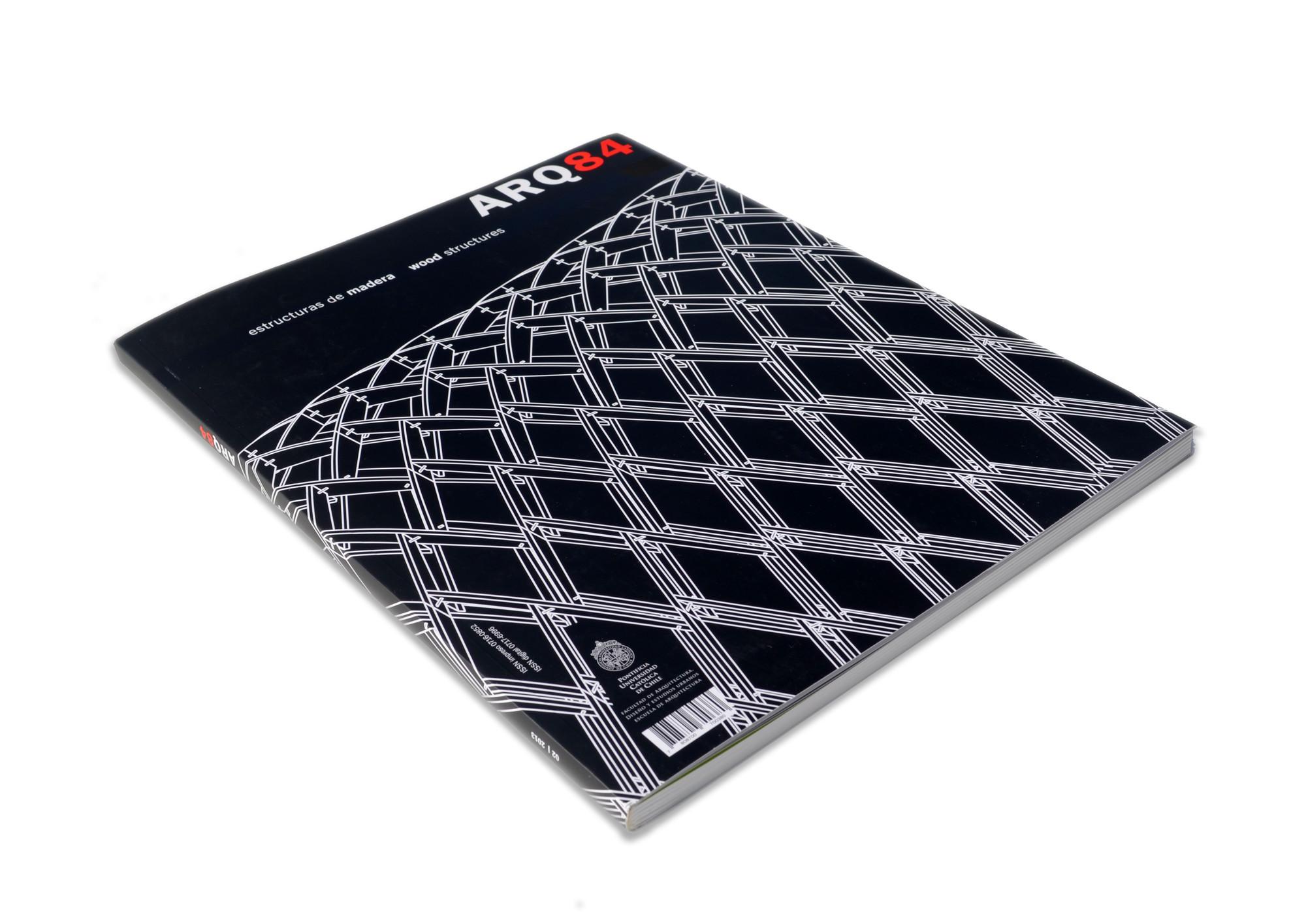 Revista ARQ 84: Estructuras de Madera
