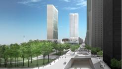 Fumihiko Maki Unveils New United Nations Tower