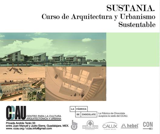 Curso sobre arquitectura y urbanismo sustentable sustania for Aulas web arquitectura