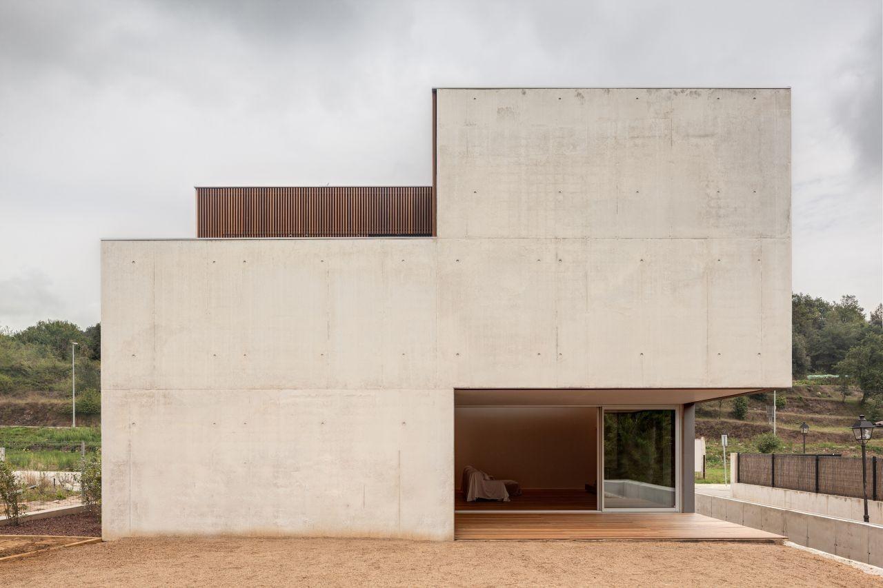 Bitten House / arnau estudi d'arquitectura, © Marc Torra