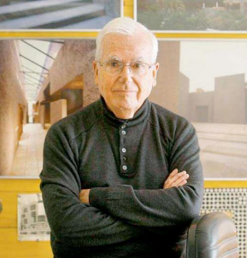 Christian De Groote (1931 – 2013), Courtesy of Vassiliki Valogianni