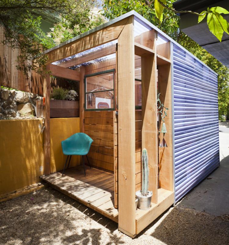 Refugio para el Arte / Alex Wyndham, © Sarah Fretwell