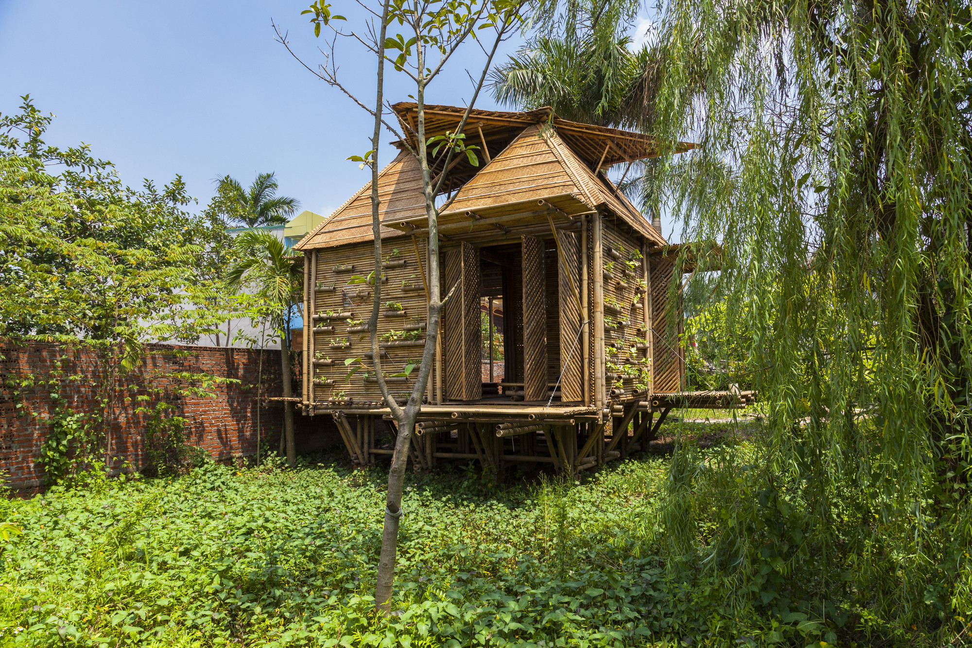 Bb Home / H&P Architects, © Doan Thanh Ha