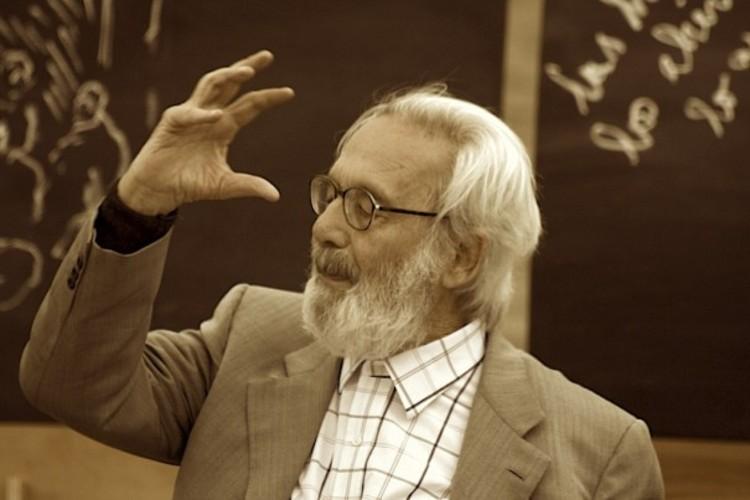 Alberto Cruz Covarrubias (1917 - 2013), © Escuela de Arquitectura y Diseño PUCV