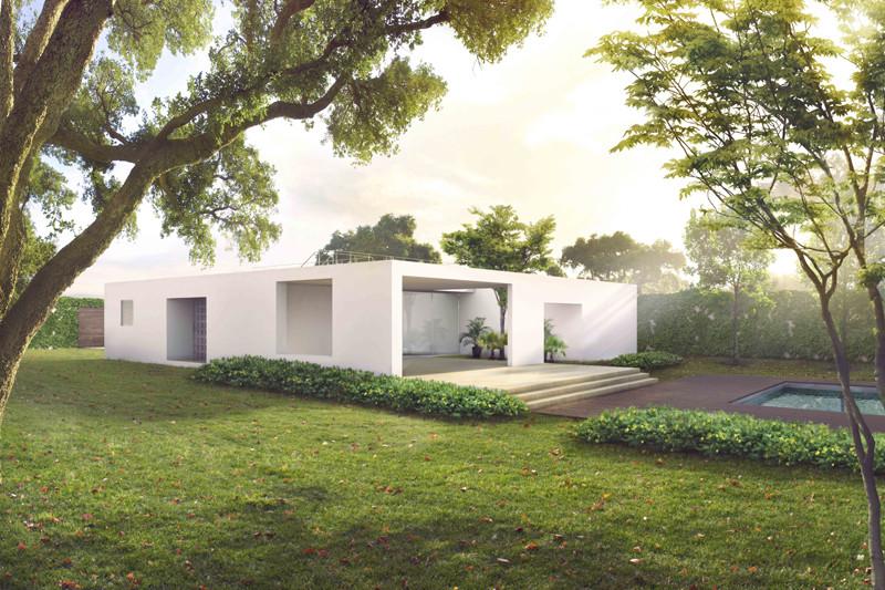 Renovación de Casa en Coronado / Sketch. Image Courtesy of JAP!