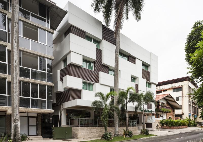 Saba Hotel, en El Cangrejo / Tapia Watson. Image Courtesy of JAP!