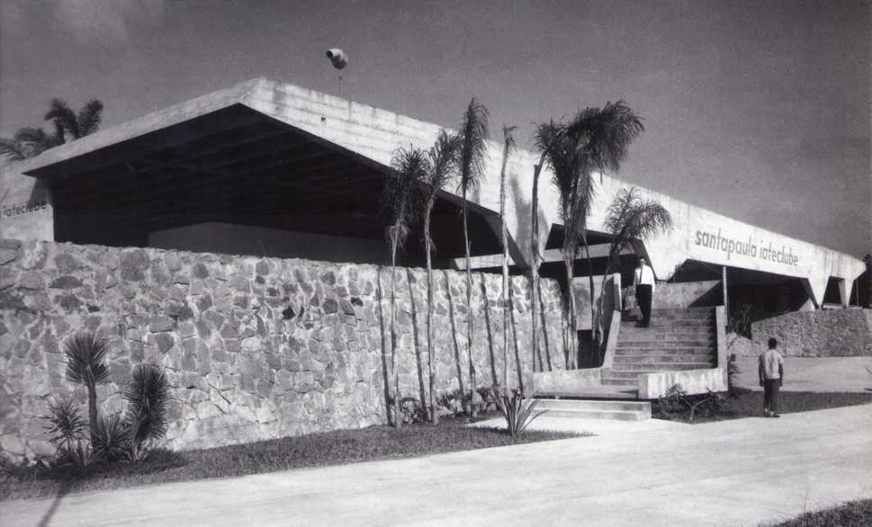 Clásicos de Arquitectura: Club de Yates Santa Paula / Vilanova Artigas, Cortesía de SGBL