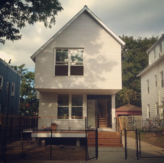 Courtesy of Vlock Building Project 2013 Instagram