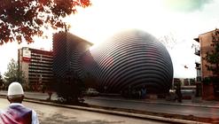 Mezquita Solar: The Wall Dome / Paolo Venturella