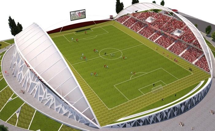 Estadio Nicolás Chahuán: Desafíos de una estructura de cubierta de gran envergadura
