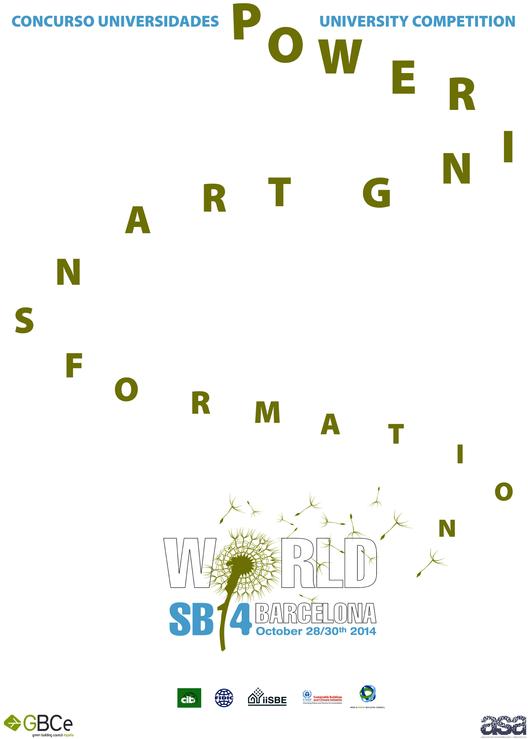 """Concurso Universitario """"Powering Transformation"""" / Propuestas Internacionales. Nuevos Modelos Urbanos"""