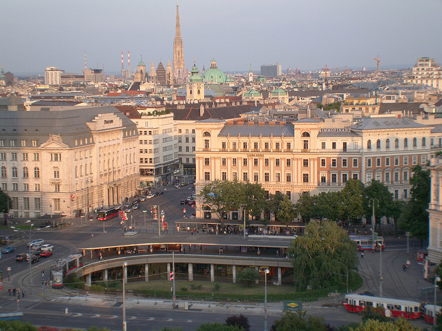 How Vienna Designs Gender Equality Into the City Itself, Via Flickr. Image © Peter M