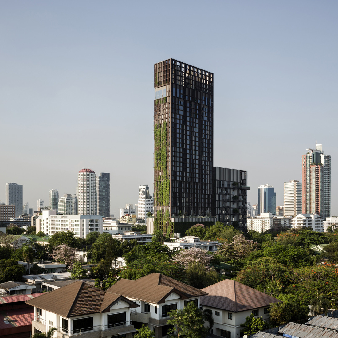Gallery of ideo morph 38 somdoon architects 6 for Bangkok architecture