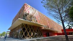 Jean-Claude Carrière Theatre / A+ Architecture